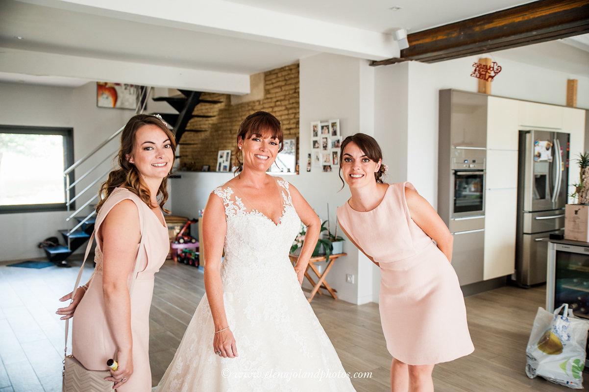Crédit : Elena Joland La Belle France Photographie   mariage M&F